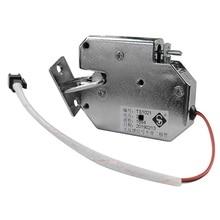 5 pcs DC12V ארון מגירת מנעול מגנטי חשמלי אלקטרומגנט להיכשל בטוח עבור דלת בקרת גישה מערכת (עם גילוי מתג)
