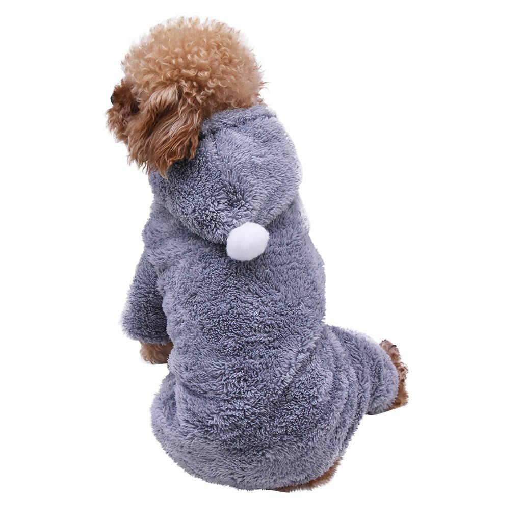 Cão de estimação camisa pintura polar filhote de cachorro casaco animais de estimação gato roupas quentes casaco moletom roupas para cães roupas para cães roupas de inverno para cães yl5