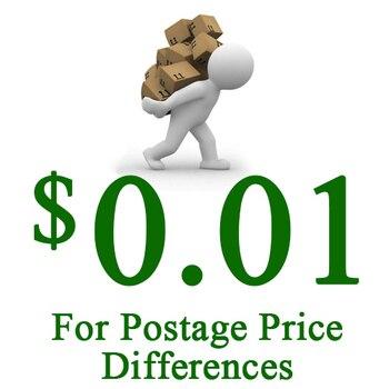 Payer les différences de prix de l'affranchissement