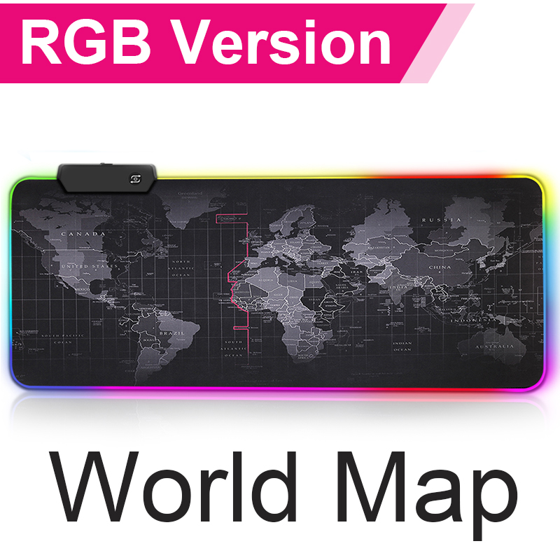RGB World Map