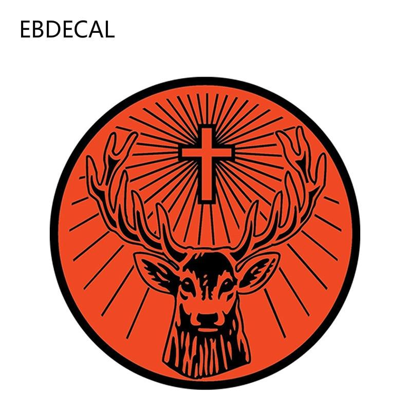 Ebdecal jager liqueur 스티커 데칼 알코올 바 벽 자동차/범퍼/창/벽 데 칼 스티커 데 칼 diy 장식 ct10979