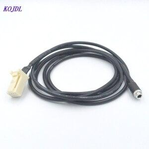 3.5MM kabel samochodowy aux Audio kabel wejściowy Mp3 żeńskie gniazdo złącze adaptera nadaje się do Suzuki grand vitara SX4 radio CD multimedialnych