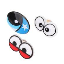 10pcs Plastic Cartoon Safety Eyes For Toy Bear Doll Puppet Stuffed Animal Crafts Children DIY With Washers(China)