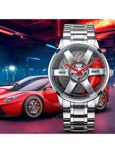 Bărbați ceas de mână cuarț te-37 sport de lux de brand impermeabil bărbați pentru rim-hub masina om