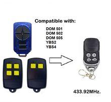 Пульт дистанционного управления для гаражных дверей dom501dom502dom505ybs2ybs4