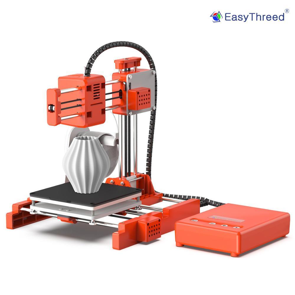 Easythreed X1 mini Kids 3D Printer Children Education Gift Students DIY Printers Mini 3D Stampante Drukarka Printing Machine