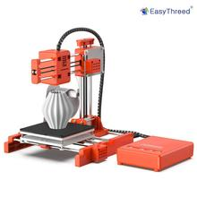 Easytreed mini impresora 3D X1 para niños, regalo para niños, estudiantes, impresoras de bricolaje, Mini máquina de impresión 3D Drukarka