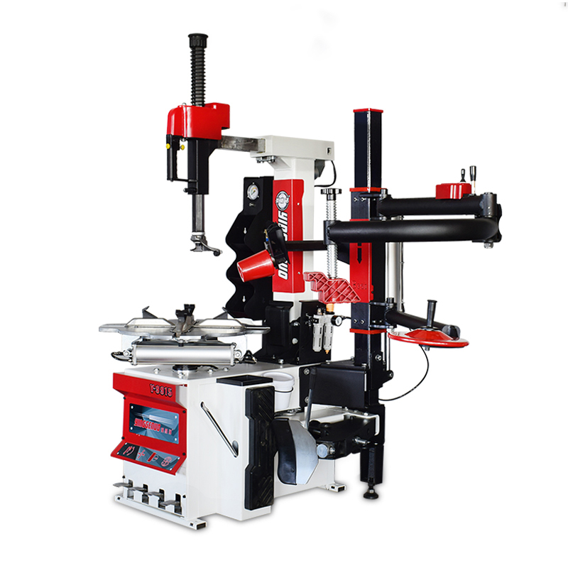 Y-9915 Tire Changer Picker Machine 24 Inch Fully Automatic Tire Changer Maintenance And Replacement Machine Tire Changer Tools