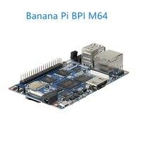 Smartfly banana pi BPI-M64 quad-core 64 bit SBC with allwinner A64 1.2 Ghz Quad-Core ARM Cortex A53 Android and Linux Demo Board