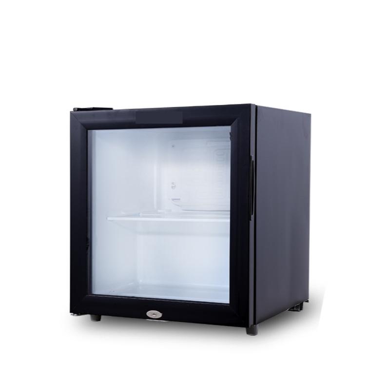 SC-50 Double Layer DISPLAY Cabinet Refrigeration Vertical Type Freezer Industrial Refrigerator Beverage Drink Refrigerator 220V