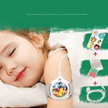 MoDo-king American Anti-Wetting Bed Artifact Treatment Child Bedwetting Alarm Child Wetness Reminder To Stop Urination Not Wet