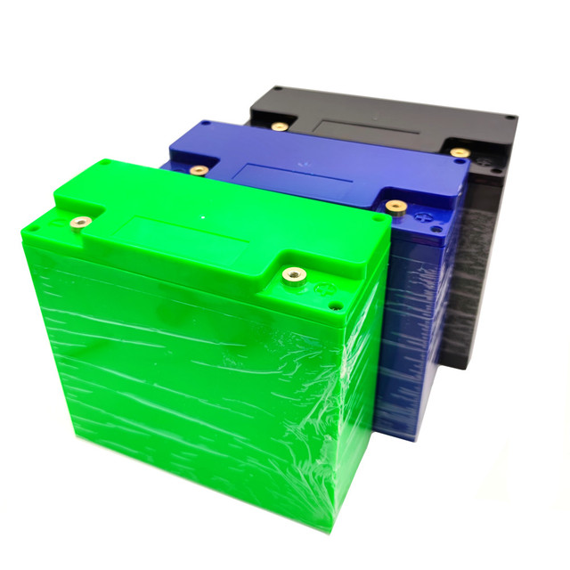 12 فولت بطارية ليثيوم البلاستيك الحال بالنسبة لسهولة التركيب والصيانة 17ah 40ah استبدال الرصاص الحمضية