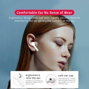 Image 4 - Freihändiger Drahtloser Kopfhörer Gaming Headset Gamer fone de ouvido Bluetooth Kopfhörer Fitness Drahtlose Kopfhörer für Honor Xiaomi