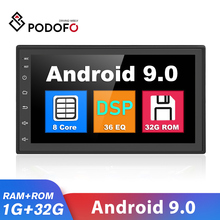 Multimedia-Player Car-Radio Podofo Android 2din Hyundai for VW Honda Toyota Nissan Mitsubish