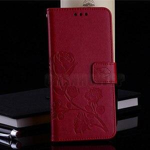 Image 2 - 3D Blume Ledertasche Für Samsung Galaxy S9 S8 S10 Plus S20 Ultra A51 A71 A50 A21S A31 A41 A01 a11 A30S A10 A20 A40 A70 Abdeckung