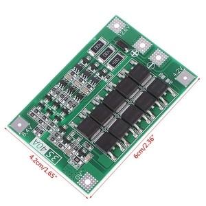 Image 2 - 小売3s 40A 18650リチウムイオンリチウム電池充電器保護ボードpcb bmsドリルモータ11.1v 12.6vリポ電池モジュール