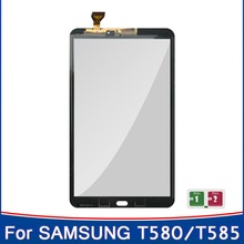 Digitizer Tablet Glass-Panel Touch-Screen T580 T585 Samsung Replace Sensor Galaxy