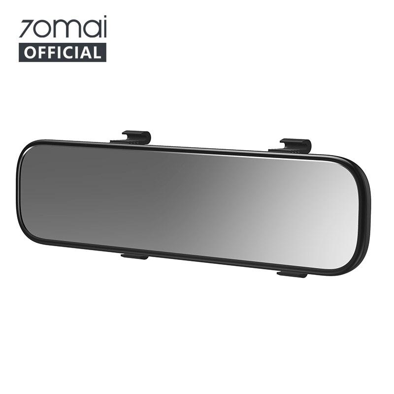Xiaomi 70mai Mirror Cam 1944P Speed N GPS coordinates ADAS 70 MAI Mirror Car Cam Recorder