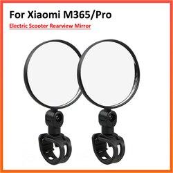 Вращающееся на 360 градусов зеркало заднего вида для XIAOMI Mijia M365 Ninebot, запчасти для электрического скутера, заднего крыла, отражателя двери