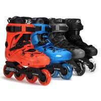 100% Original SEBA FR1 FRA patins à roues alignées Style sans rue chaussures de patinage à roulettes FSK patins Slalom Patines coulissantes Adulto