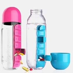 Бутылка для воды и лекарств  - 250,85руб ????600мл
