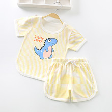 New Born Infant Newborn Clothes Baby Boys Clothes Newborns Spring Girls Set Suit Summer Girl Clothing Boy Cheap Kids For Clothes(China)