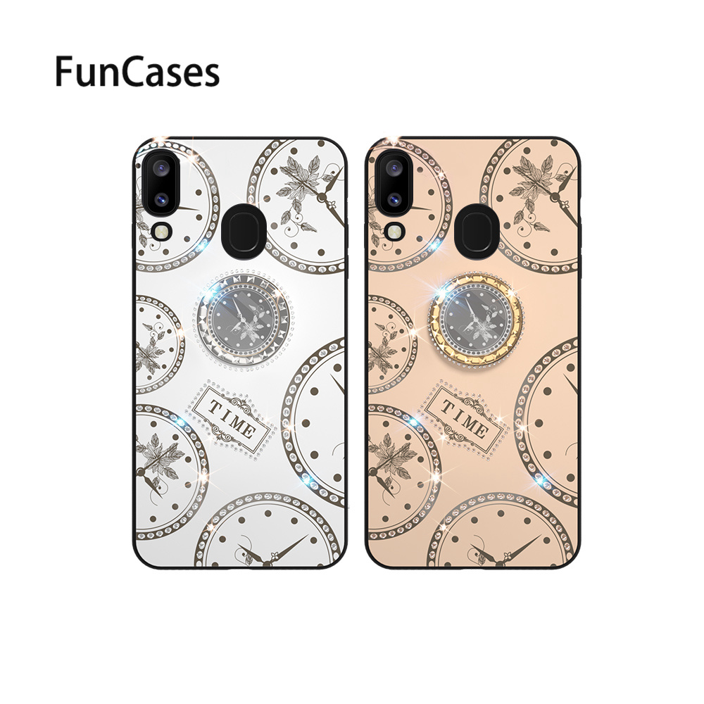 Practical Soft TPU Cover For case Samsung A30 Case Iphone Back Covers Cases sFor Samsung Galaxy carcaso A20 Capa Capinha ipones image