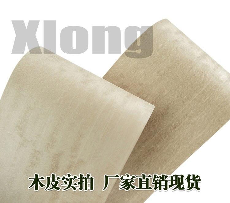 L:2.6Meters Width:200mm Thickness:0.25mm Macquarie Gray Shadow Natural Veneer Speaker Veneer Base Material Solid Wood Veneer