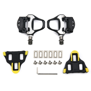 Cycling Road Bike Bicycle Self-Locking Pedals for SHIMANO SPD SL Clipless