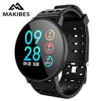 Makibes T3 montre intelligente étanche activité Fitness tracker HR sang oxygène tension artérielle horloge hommes femmes smartwatch PK V11