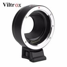 Viltrox EF EOSM adapter Auto Focus Lens per Canon EOS EF EF S lens per EOS M EF M M2 M3 M5 M6 m10 M50 M100 Macchina Fotografica