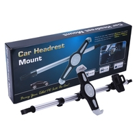 Car Back Seat Headrest Mount for Tablet Car Support Holder for All Brands Tablet Stand for Ipad Xiaomi Samsung Huawei|Tablet Stands| |  -