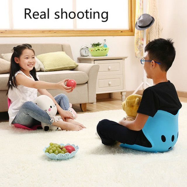 Baby Kids Seat Children Chair Corrective posture health Neat Puff Skin Toddler Children Cover for Sofa Best Gifts for car 2