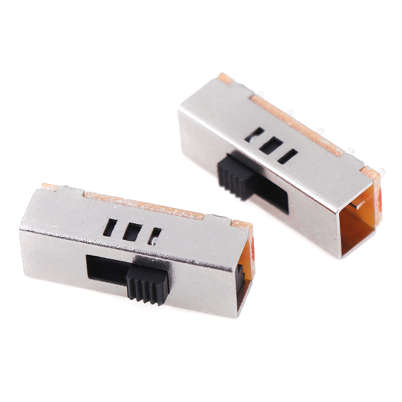 5Pcs/lot SS-23E03G2(2P3T) Toggle Switch Drill Switch 3 Files Accessories Switch Button Switches Wholesale
