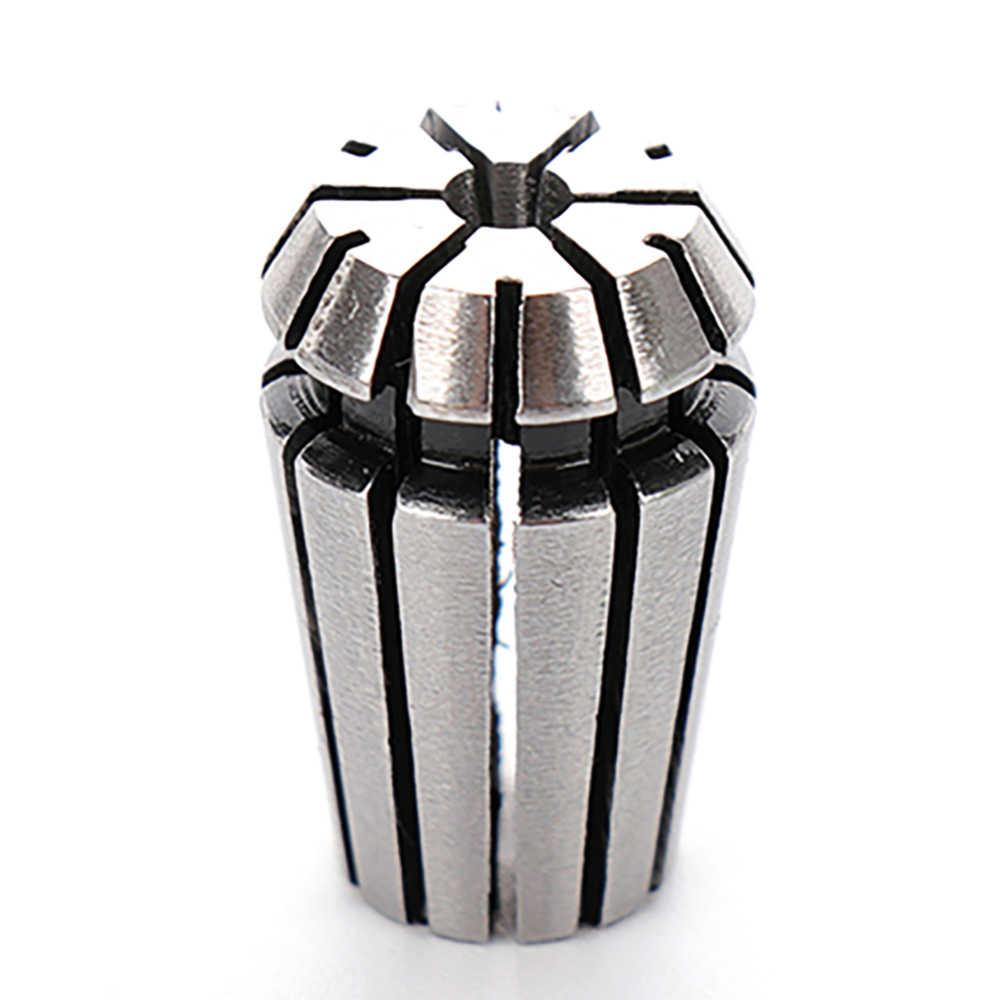 45 الكربون الصلب ER11 3 مللي متر أسطوانة معدنية تشاك دقة ل CNC الطحن حامل أداة النقش آلة المغزل المحركات