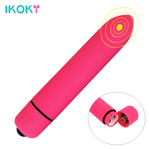 IKOKY Mini Bullet Vibrator Dildo Anal Sex Toys for Women Clitoris Vagina Massager Female Masturbator Adults Products Sex Shop