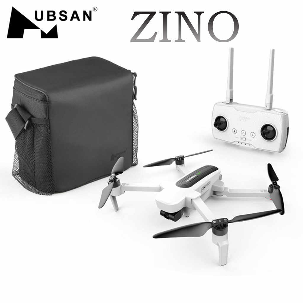 Hubsan Zino H117S Quadcopter Drone 4K Kamera GPS WIFI FPV Waypoint 3 AXIS Gimbal Drone Quadcopter Anak-anak Mainan Anak foldableG20