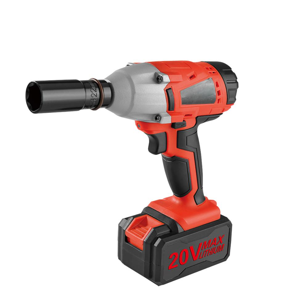 LIVTER 1/2 Lithium Impact Wrench Electric