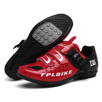 New MTB Sneakers Men Women Cycling Shoes Self-locking Road MTB Bike Sneaker Professional Damping Size 36-46 Sports Shoes 18