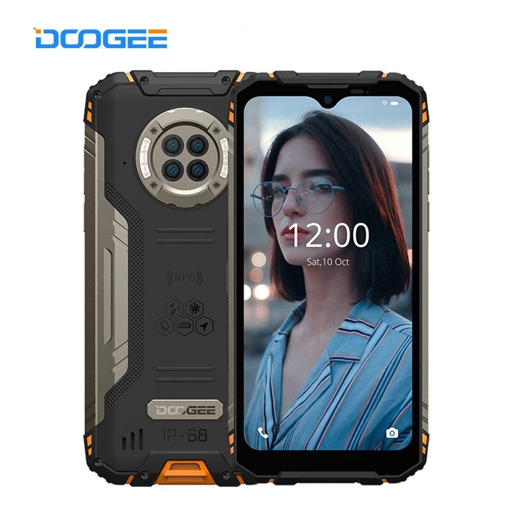 DOOGEE S96 Pro Прочный Android 10,0 мобильный телефон 6,22