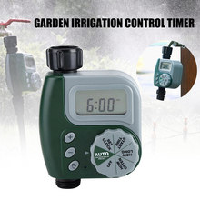 Hot Garden Irrigation Control Timer Outdoor Garden Irrigation Controller Solenoid Valves Timer Automatic Watering Device XJS789