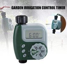 Hot Garden Irrigation Control Timer Outdoor Garden Irrigation Controller Solenoid Valves Timer Automatic Watering Device XJS789