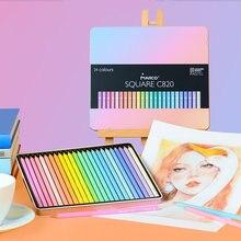 Марко 12 цветов/24 цвета/48 цветов карандаш масляного цвета