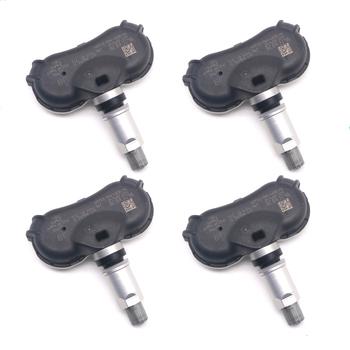 4 sztuk czujnik ciśnienia w oponach TPMS 42753-SNA-A81 315MHz dla Acura Csx dla Honda Civic dla Honda Fit dla Honda Odyssey tanie i dobre opinie CN (pochodzenie) ABS Plastic
