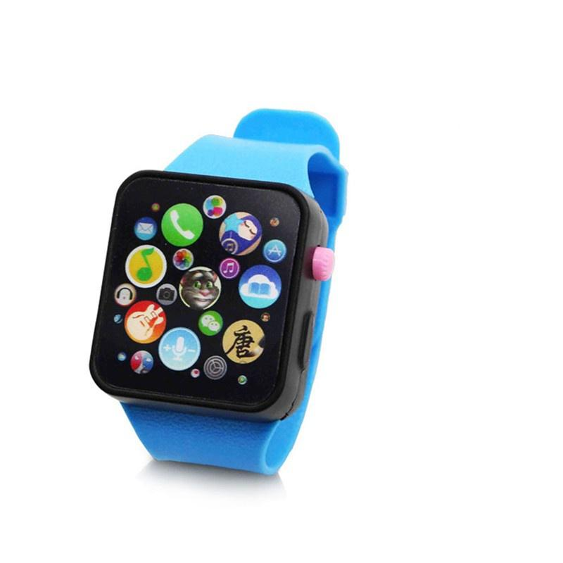 Kuulee Children Multi-function Toy Watch Touch Screen Smartwatch Wristwatch For Early Education