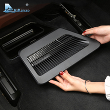AIRSPEED for BMW 5 Series F10 G30 G31 Car Floor Air Outlet Vent Covers Heating Air Conditioning Vent Grille Protective Cover