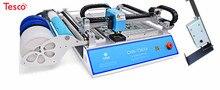 SMT Production line: CHMT36VA SMT Pick and Place Machine + vibration feeder + 3040 Stencil Printer + Reflow Oven T962A juki feeder cf ctf 8mm 8 4mm feeder 8x4mm 0603 feeder for smt pick and place machine