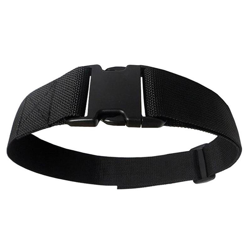1 Piece 5x130cm Quick Release Nylon Belt Adjustable Work Waist Bags Belts Waistband Pouch Bag Accessories Tool Bag