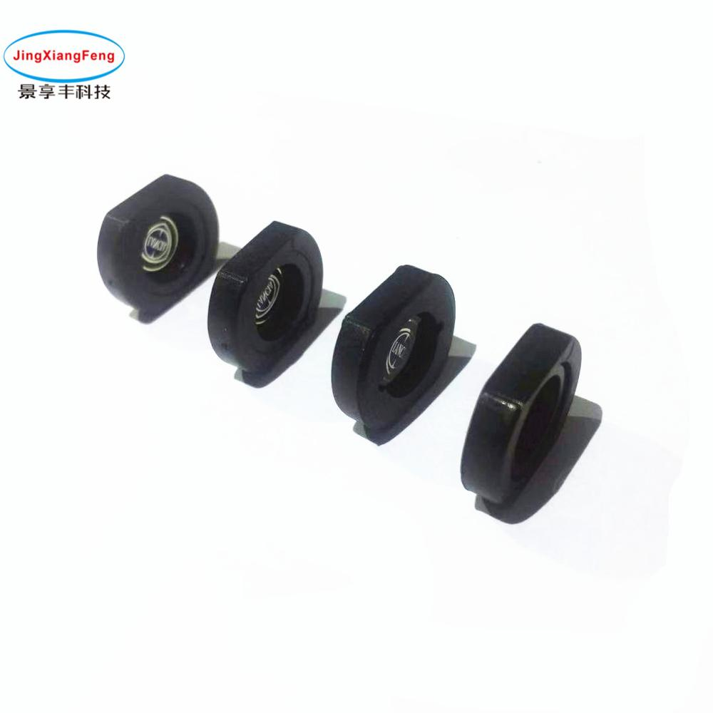 Replace The Film Ghost Shadow Light Warning Lights 4  Pcs  Romeo Car Door Welcome Light Car LED Laser Logo