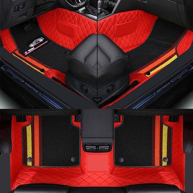 Tapis de sol de voiture pour chrysler 300c   Accessoires de voyage grand voyage, carpettes